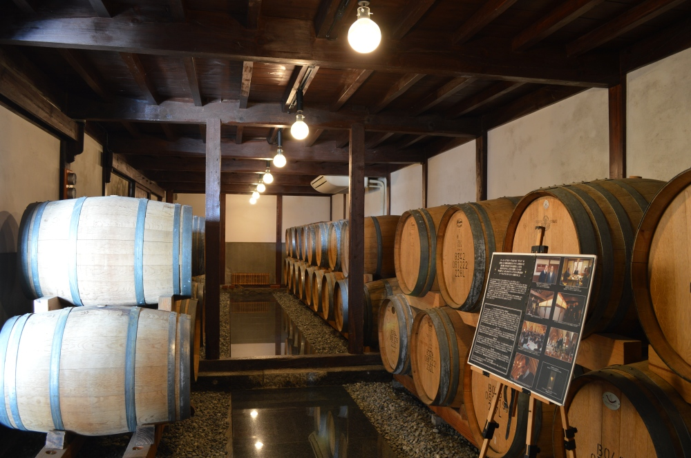 Katsunuma Jyozo Winery