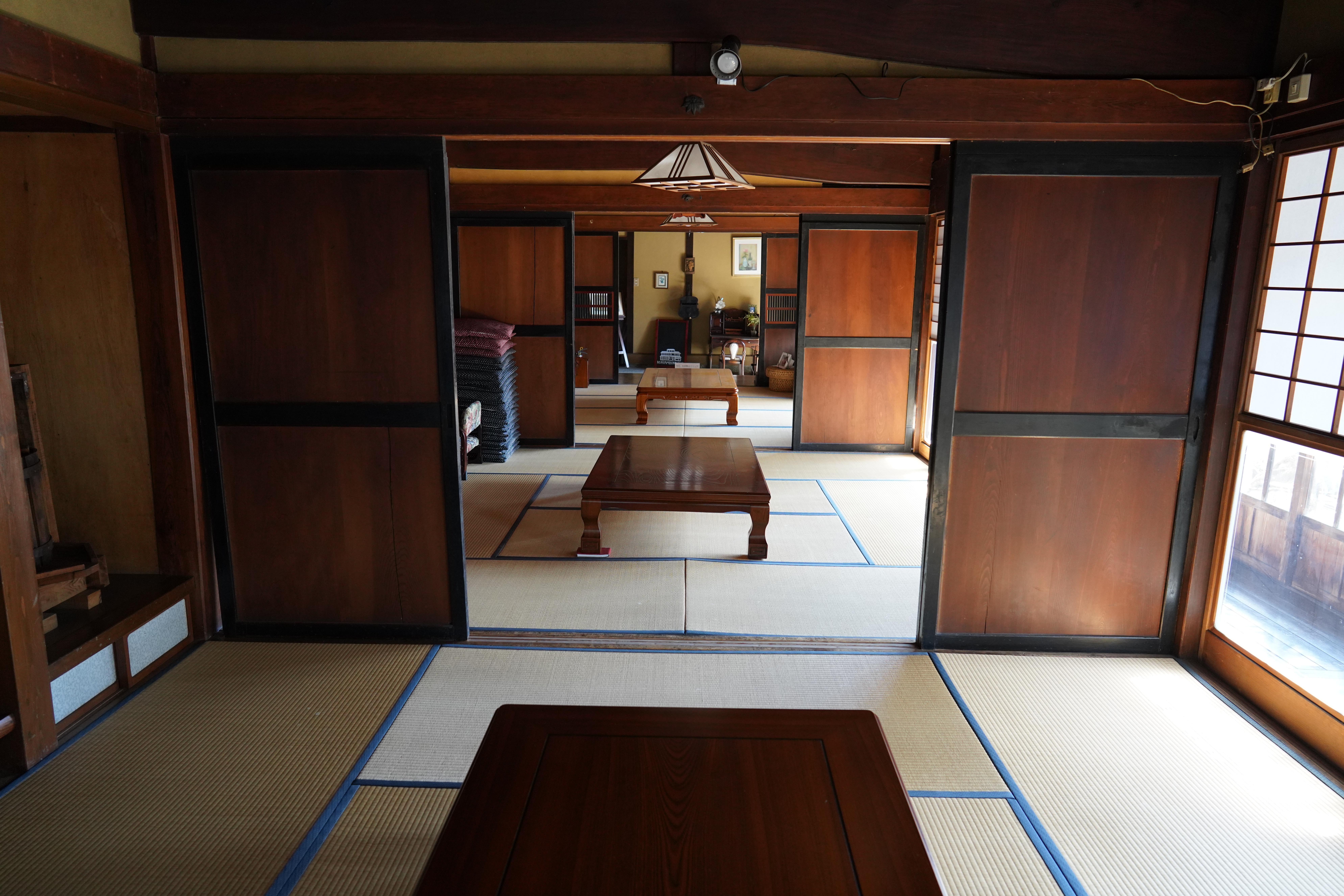 The interior of Kurambon Winery.