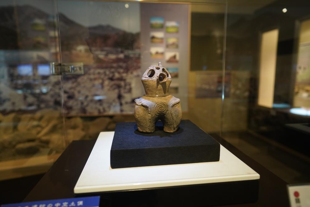Jōmon Dogū (figurine), Hokuto City Archaeological Museum