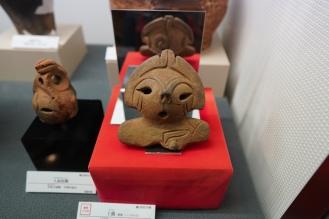 Jōmon Dogū (figurine), Yamanashi Prefectural Archaeological Museum
