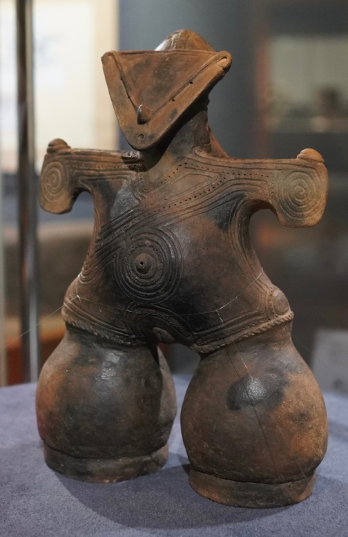 The Masked Venus from the Nakappara Site (2000~1000 BCE)