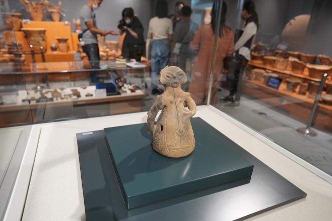 Jōmon Dogū (figurine), Minami-Alps City Furusato Bunka Denshokan