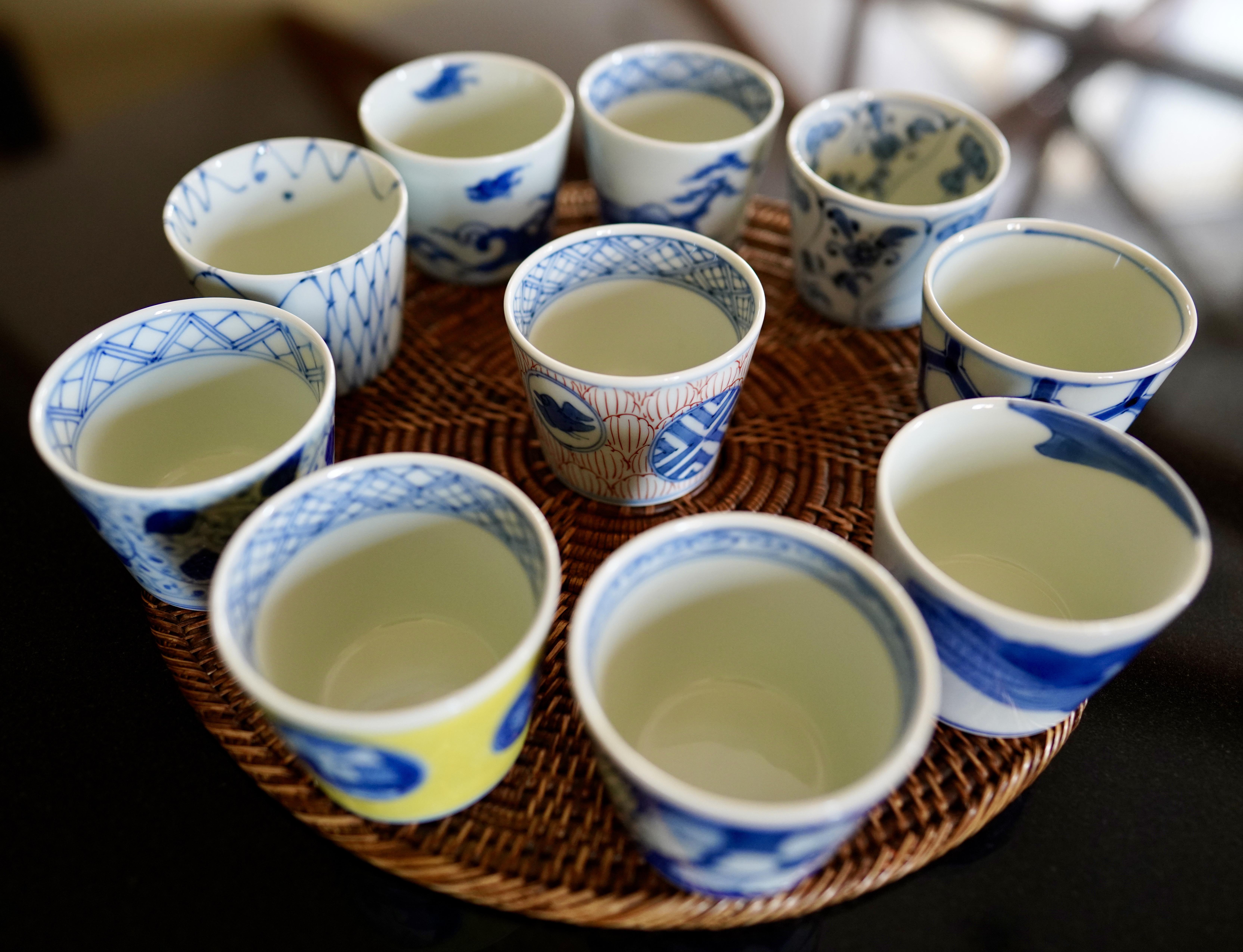 10 choko for Japanese buckwheat noodles